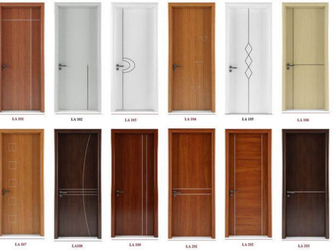 Công dụng của cửa gỗ chống cháy